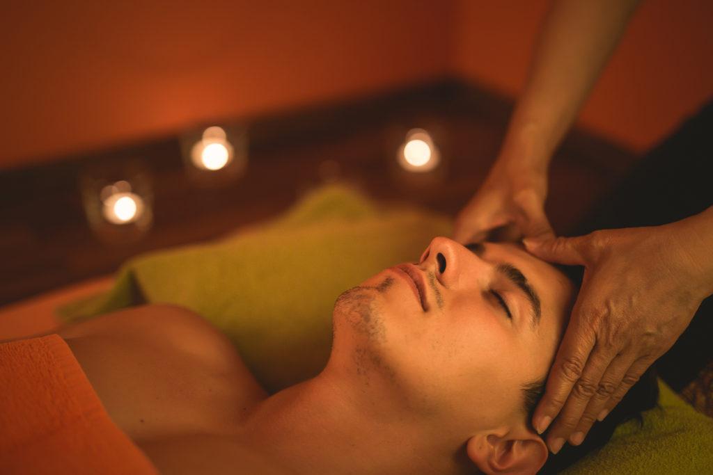 baimai-thajská masáž hlavy